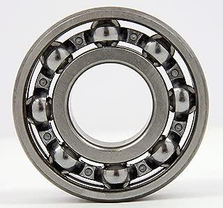 10 (Ten) Fidget Spinner Bearing, 608 Open, Chrome Steel Bearing Balls, 8x22x7, Ball Center Replacement Part Kit