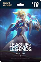 league of legends gift card code