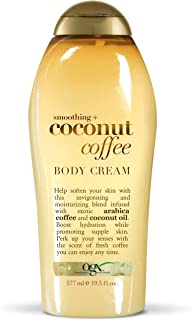coconut coffee scrub ogx