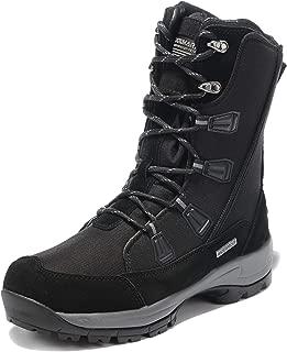 Women's Waterproof Winter Snow Boots Mid Calf Warm Boot Outdoor Footwear