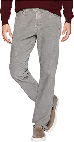 Everett Slim Straight Leg Jeans in Sulfur Autum Fog