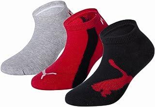 Puma 204202001 - Calcetines cortos para niños, conjunto de