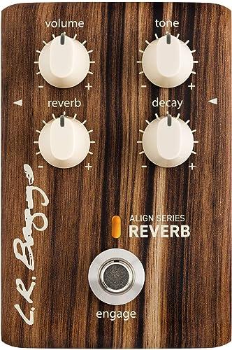 discount L.R. Baggs Align Reverb Acoustic sale Guitar Effect high quality Pedal outlet online sale