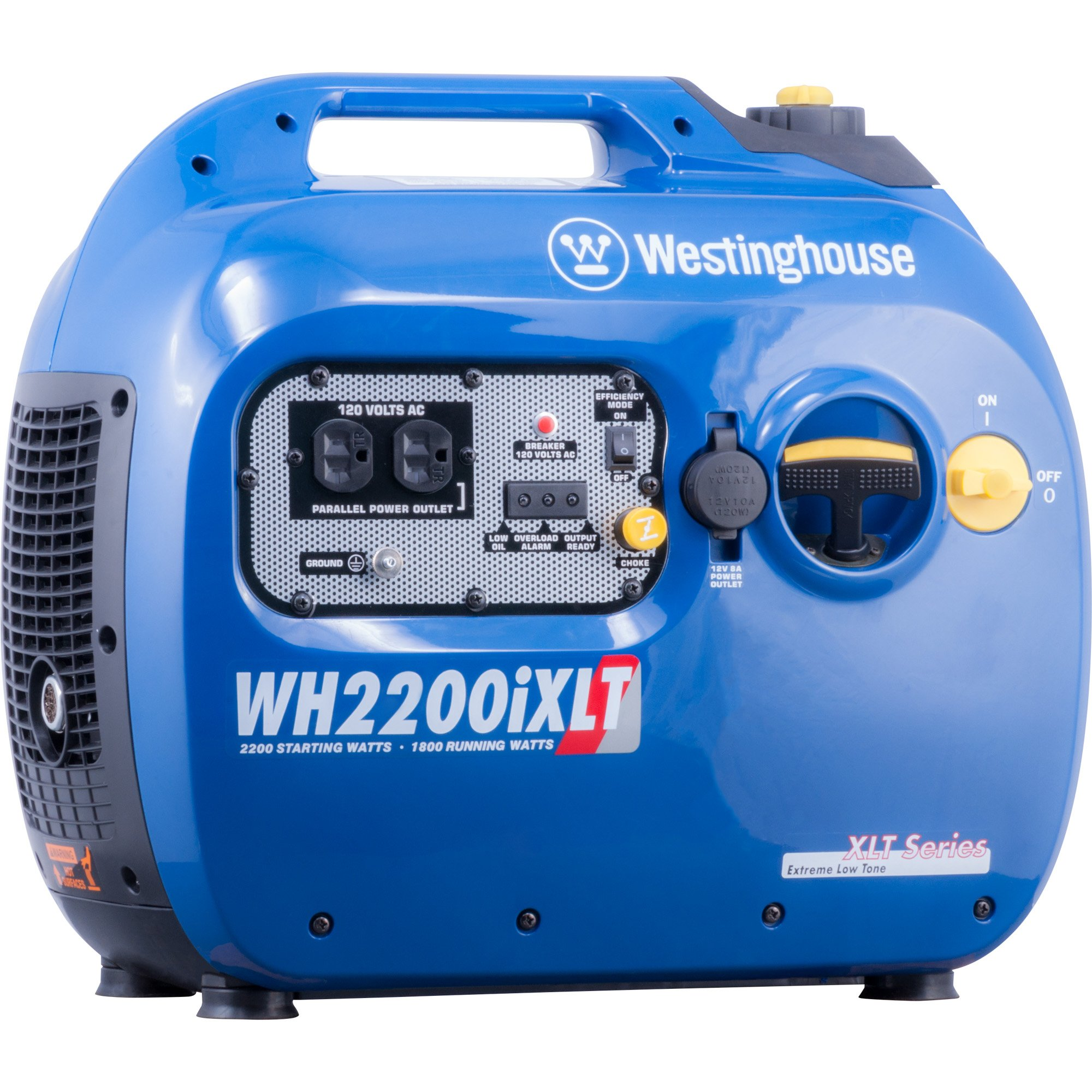 Westinghouse WH2200iXLT Portable Inverter Generator