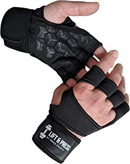 OMEN Sports Gloves for Crossfit, Gym, Weightlifting, and...