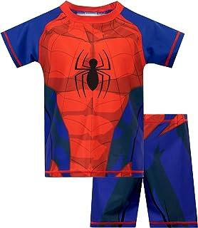 Marvel Bañador de Dos Piezas para niño Spiderman