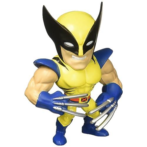 "Jada Toys métaux Marvel 4/"" Classic Figure-Venom M254 Toy Figure"