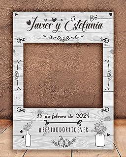 Amazon.es: photocall bodas