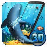 3D spiny Deep Sharks Theme