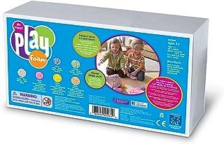 Learning Resources alumnos de espuma para juegos Playfoam, set de 6 bloques, color (EI-9264) , color/modelo surtido