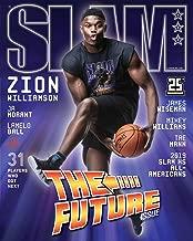 Slam Magazine (July/August, 2019) Zion Williamson Cover