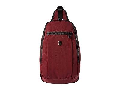 Victorinox Sling Bag (Beetroot) Handbags