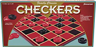 Family Classics Checkers