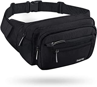 FREETOO Waist Pack Bag Fanny Pack for Men&Women Hip Bum Bag with Adjustable Strap for..