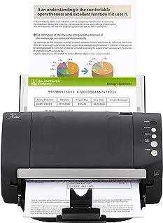 Scanner A4 Duplex 40PPM Color, Fujitsu, PA03670-B101, Preto