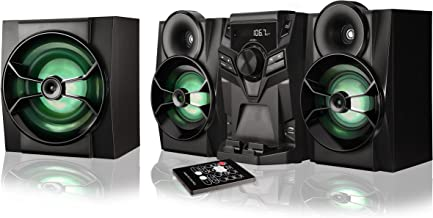 1000 watt black web stereo