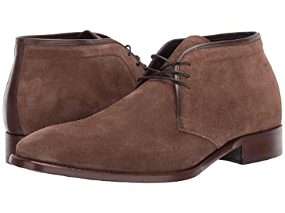 J&M Collection Cormac Chukka (Taupe) Men