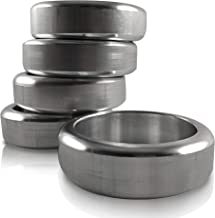 Bisquette Savers for Bradley Smoker Wood Spacer Aluminum Pucks (5)