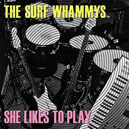 She Likes To Play By The Surf Whammys On Amazon Music Amazon Com