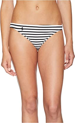 Pique Stripe Taylor Hipster Classic Fit Bottom