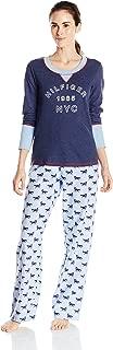 Tommy Hilfiger Women's Two-Piece Pajama Set