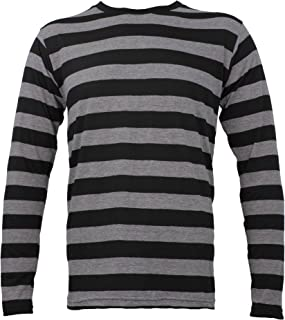 grey striped shirt mens