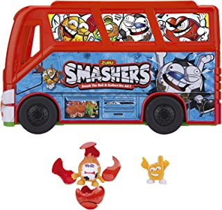 Smashers–Football Bus with 2Figures, (Famous 700014384)