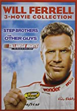 Will Ferrell 3-Movie Collection: The Other Guys / Step Brothers / Talladega Nights: The Ballad of Ricky Bobby