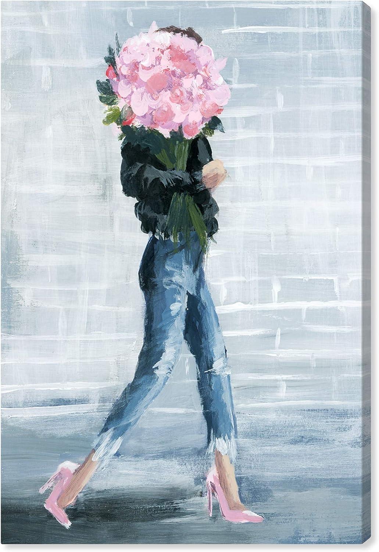 Wynwood Studio Fashion and Glam Wall Art Canvas 'Walk Special sale item Prints Thi Phoenix Mall