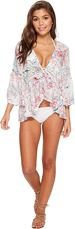 L*Space Lilly Top Cover-Up