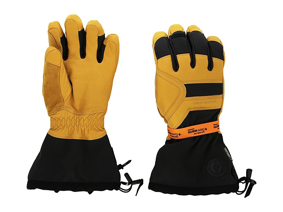Black Diamond Crew Glove (Natural) Extreme Cold Weather Gloves