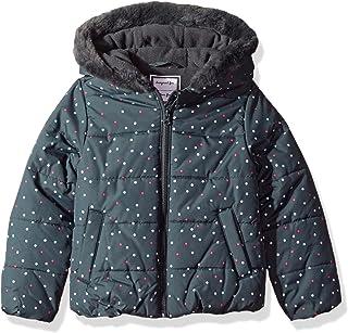 Gymboree Baby Girls' Dot Puffer Jacket