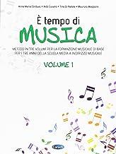 Scaricare Libri È tempo di musica. Metodo per la formazione musicale di base. Per la Scuola media: 1 PDF