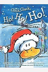 Click, Clack, Ho! Ho! Ho! Kindle Edition