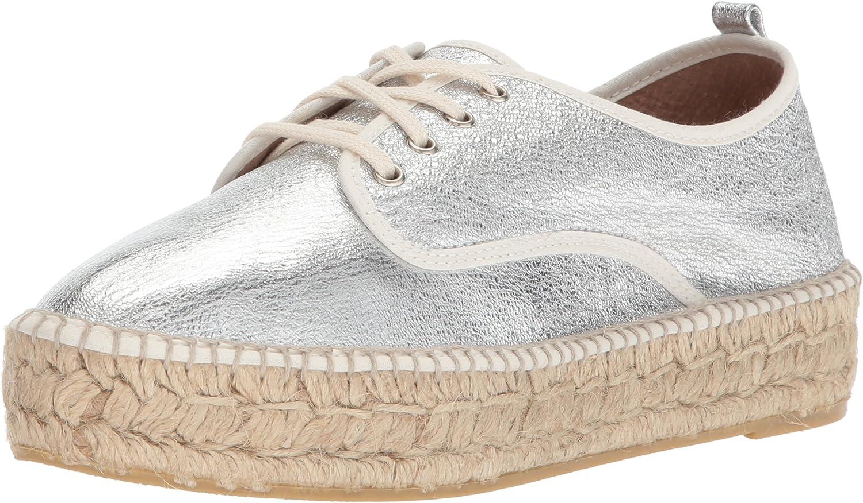 Loeffler Randall Womens Alfie (Crinkle Metallic) Sneaker