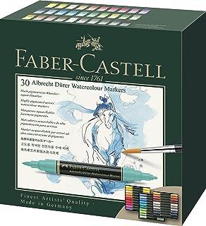 Faber-Castell 160330 - Marqueur d'Aquarelle Albrecht Dürer, Boîtes de 30, 30er Etui