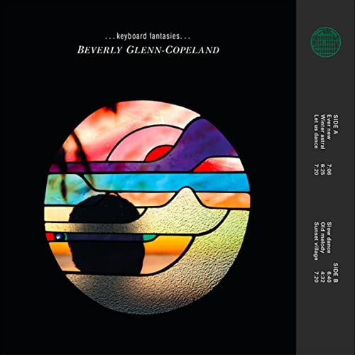 Keyboard Fantasies by Beverly Glenn-Copeland on Amazon Music