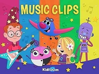 Kidloom Music Clips - Season 1