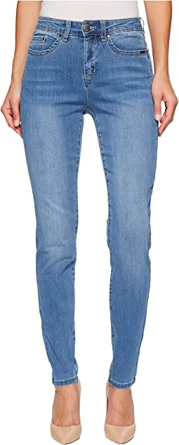FDJ French Dressing Jeans - Coolmax Denim Olivia Slim Leg in Chambray