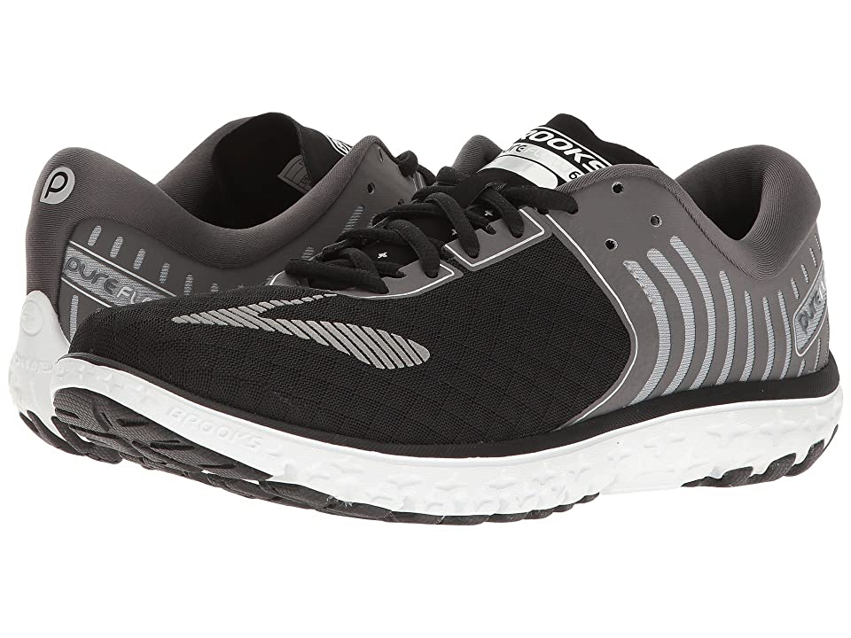 Brooks PureFlow 6 (Black/Anthracite/Silver) Women