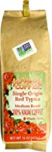 Single Origin Red Typica 100% Kauai Coffee Medium