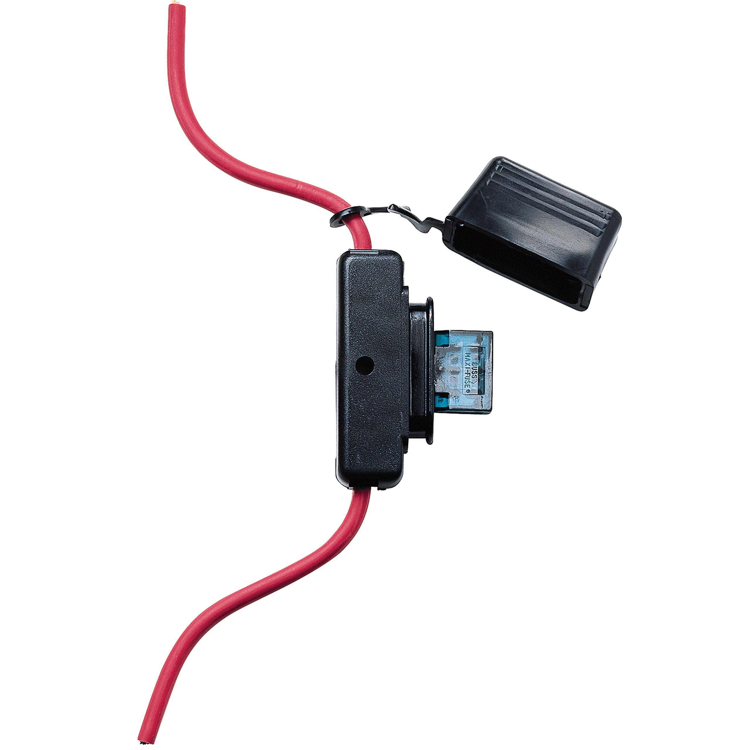 Single Fuse Box Holder Handy - Wiring Diagram Save on