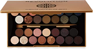 Makeup Revolution London BBB Fortune Favours Eyeshadow, The Brave 30, 16g