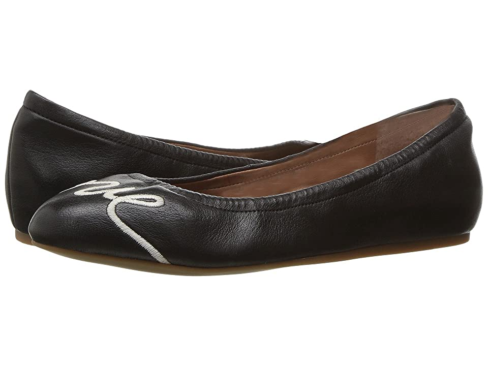 ED Ellen DeGeneres Langston (Black Leather) Women