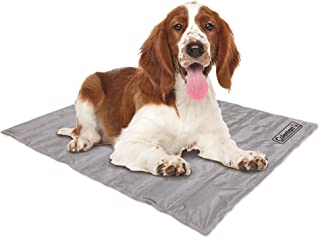 Coleman Pressure Activated Comfort Cooling Gel Pet Pad Mat, for Medium Pets, Keep Your..
