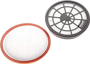 vhbw Lot de filtres d'aspirateur pour Dirt Devil DD2620-9, DD2650-0, DD2650-1, DD2651-0, DD2651-1; filtre d'évacuation d'air.