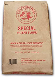 King Arthur Flour Special Patent Flour - 50 Pounds
