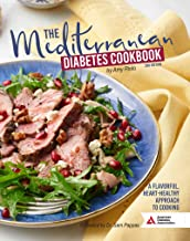 The Mediterranean Diabetes Cookbook, 2nd Edition: A Flavorful, Heart-Healthy Approach to Cooking