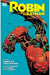 Robin: Son of Batman (2015-2016) Vol. 2: Dawn of the Demons Kindle Edition