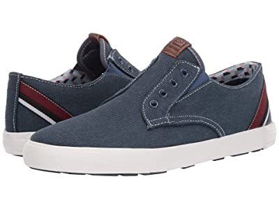Ben Sherman Pete Laceless (Navy Canvas) Men